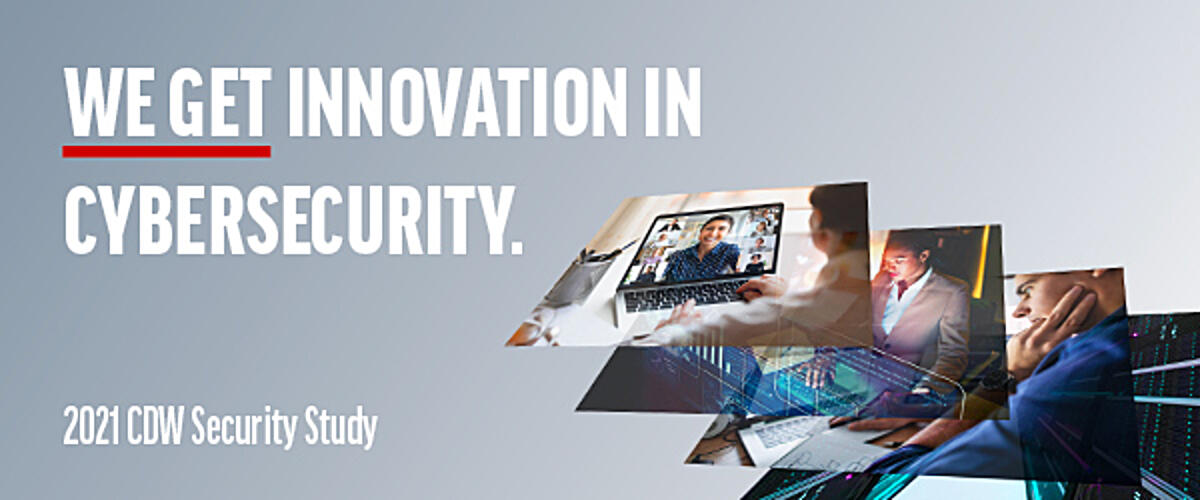 We Get Innovation in Cybersecurity